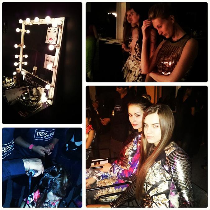 Cosmopolitan & TRESemmé { Backstage Party } | Akanksha Redhu