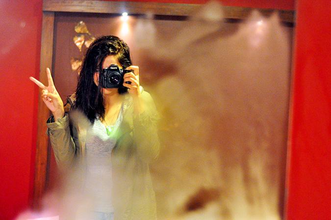 Ishana Spa | www.akanksharedhu.com | Post Massage #Selfie