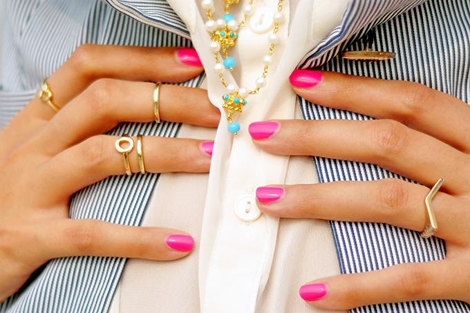 { Dior Addict } - ing | www.akanksharedhu.com | Rings Closeup