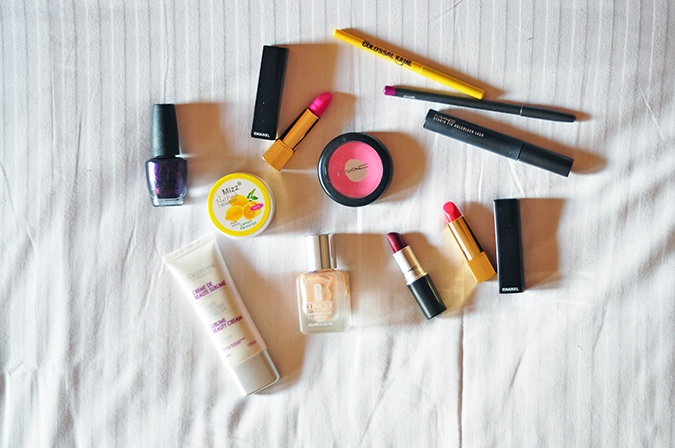 Jaipur | Le Méridien | Day 01 | www.akanksharedhu.com | Beauty Essentials