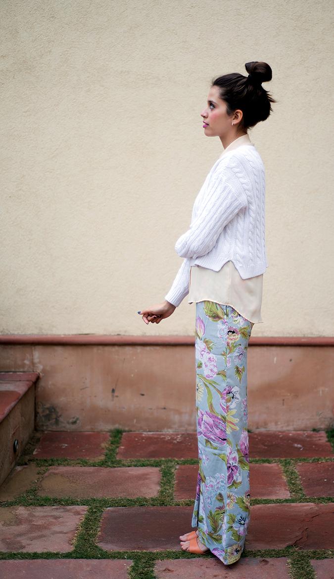 Jaipur | Le Méridien | Day 03 | www.akanksharedhu.com | outfit side full