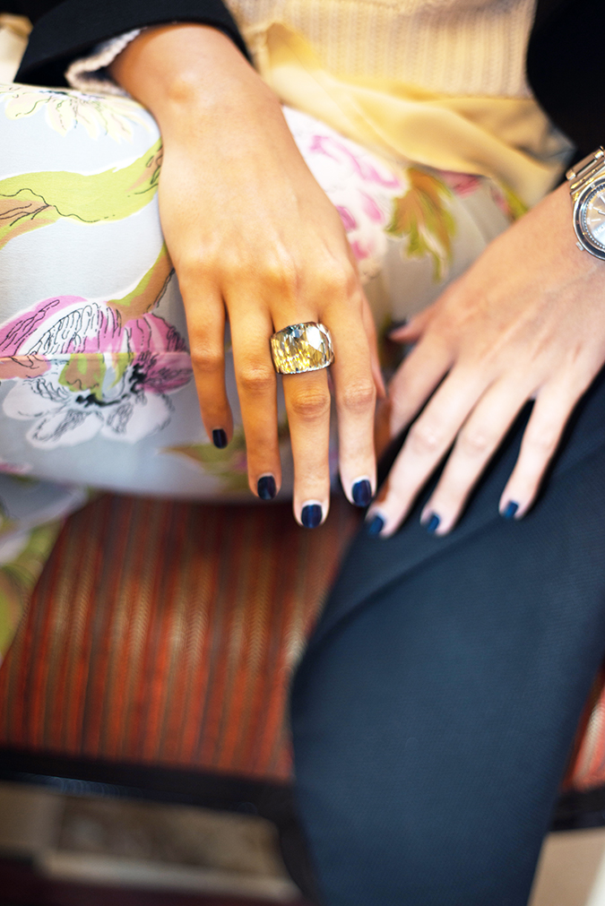 Jaipur | Le Méridien | Day 03 | www.akanksharedhu.com | outfit ring