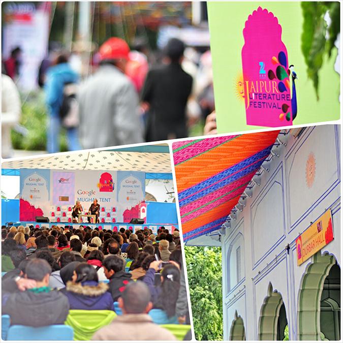 Jaipur | Le Méridien | Day 02 - Jaipur Literature Festival | www.akanksharedhu.com | area 1