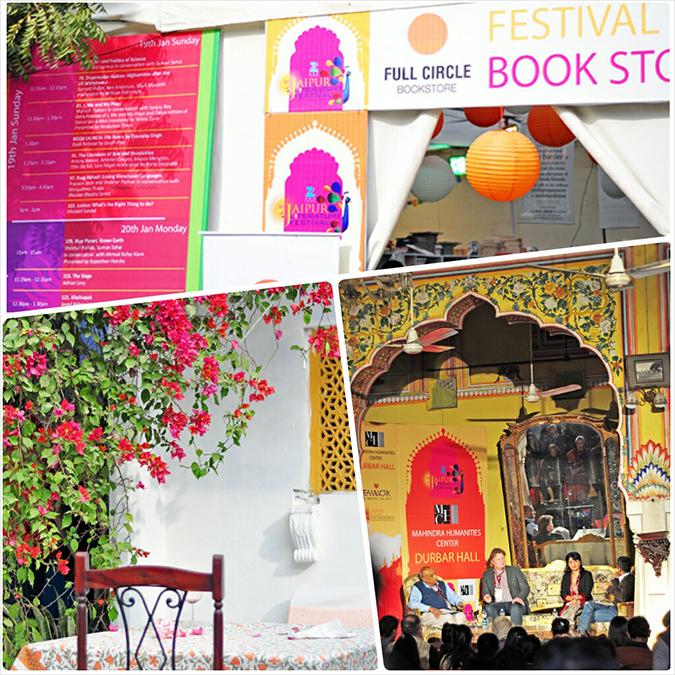Jaipur | Le Méridien | Day 02 - Jaipur Literature Festival | www.akanksharedhu.com | area 2