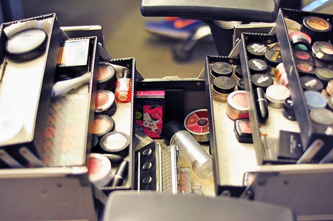 Grazia Magazine { February 2014 } | www.akanksharedhu.com | makeup