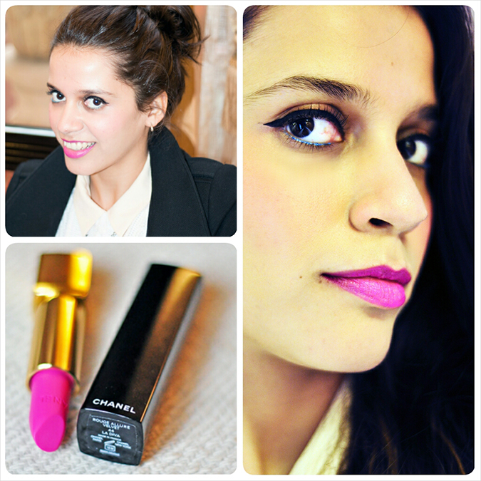 Chanel Spring 2014 { Beauty } | www.akanksharedhu.com | la diva