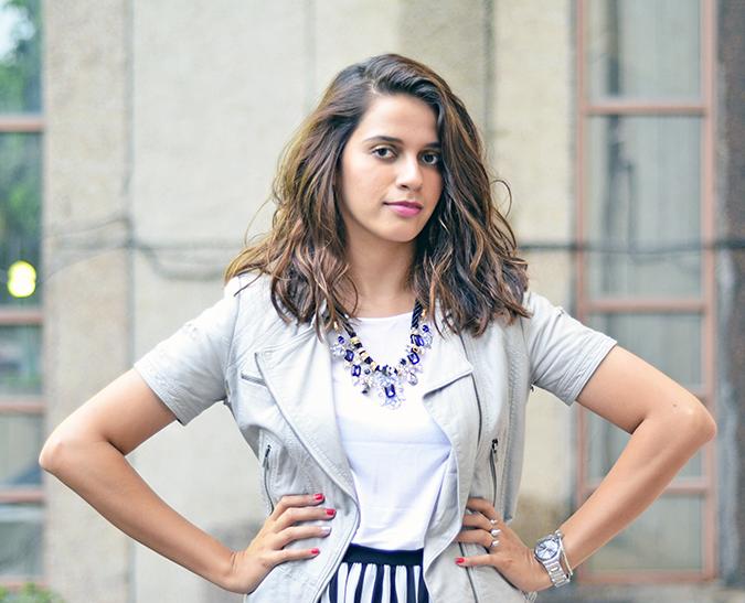 Wear Your Stripes   www.akanksharedhu.com   front half