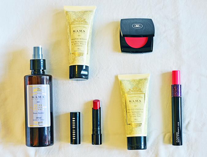 Summer Beauty Essentials | www.akanksharedhu.com | all lying down