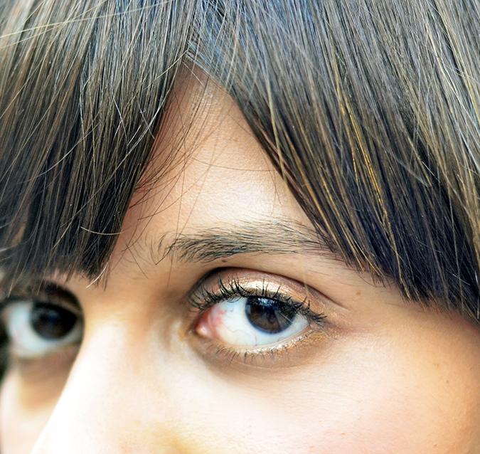 Reflets D'Été de Chanel | www.akanksharedhu.com | eyes