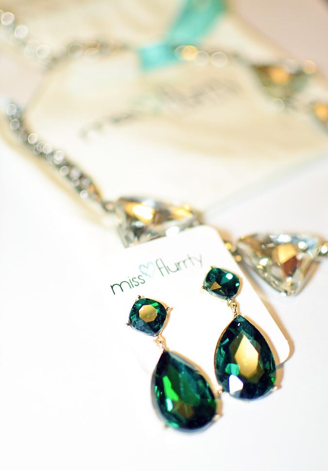 The Bling Ring | www.akanksharedhu.com | earrings only