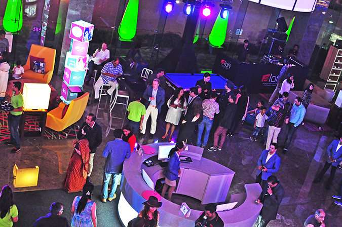 Aloft Hotels | www.akanksharedhu.com | party scene