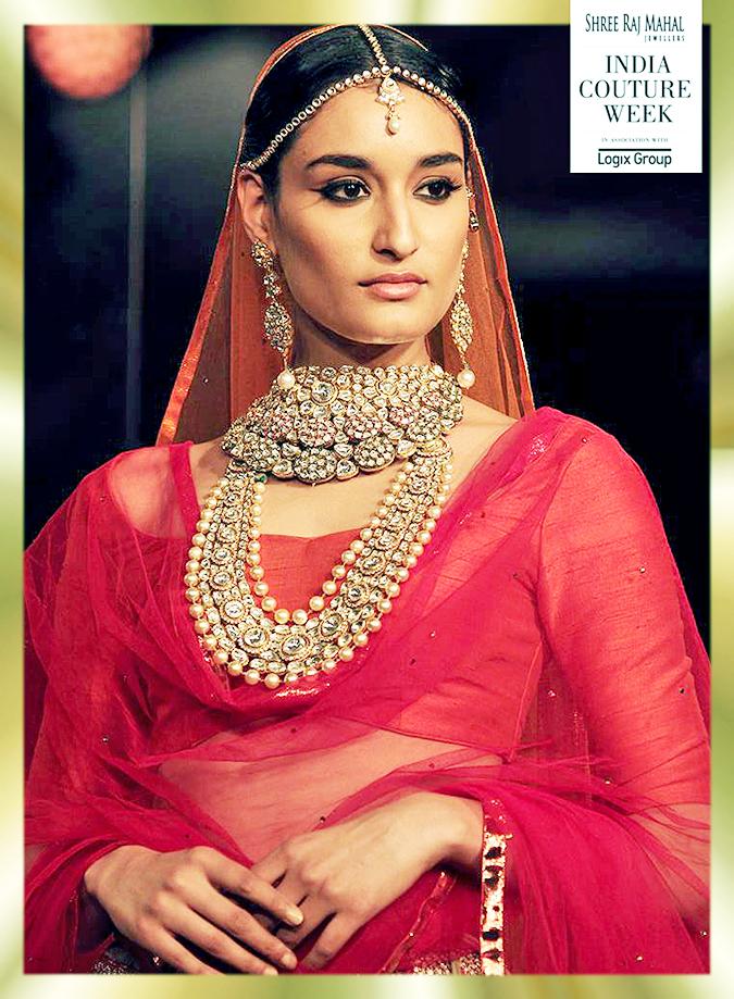 India Couture Week 2014 | Shree Raj Mahal Jewellers | ICW2014 | Kanishtha