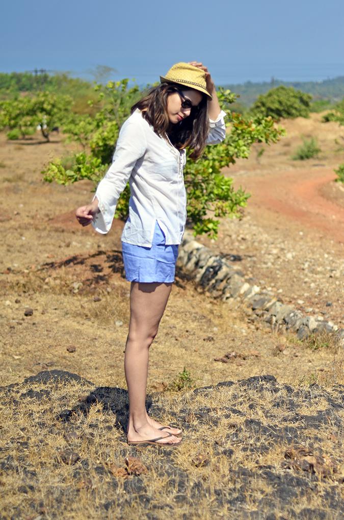 Gokarna | www.akanksharedhu.com | outfit full side
