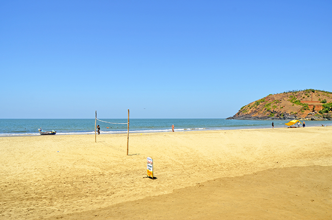 Gokarna | www.akanksharedhu.com | kudle beach