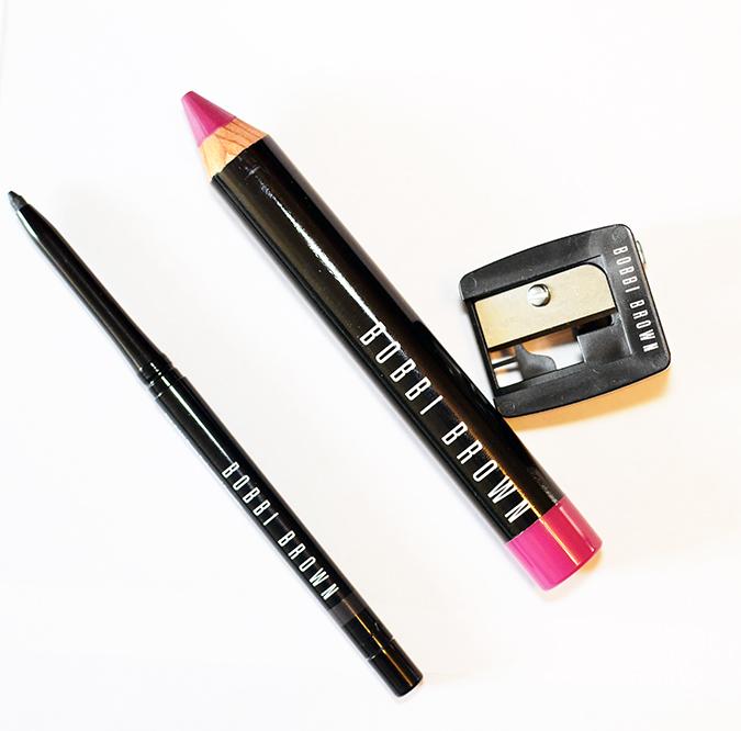 Bobbi Brown | Art Stick | www.akanksharedhu.com | with sharpener