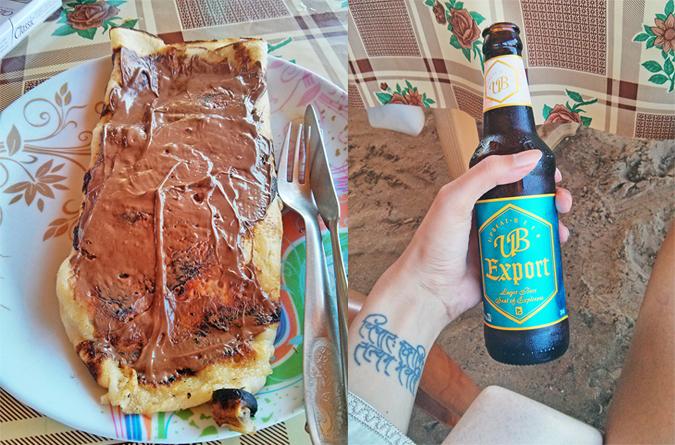 Gokarna | www.akanksharedhu.com | ub and pancake