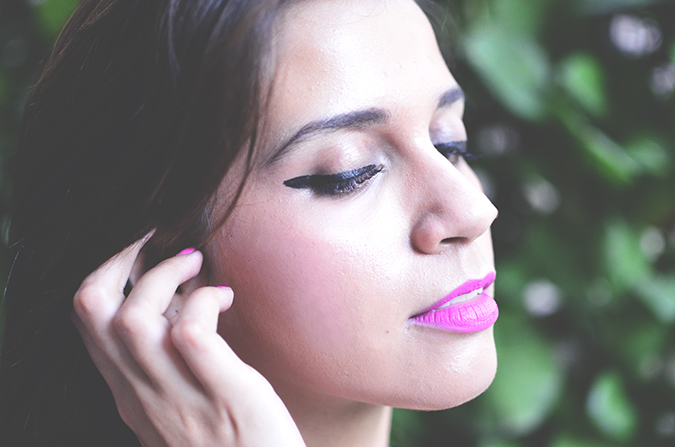 Of Midi Dresses | Femella | www.akanksharedhu.com | makeup