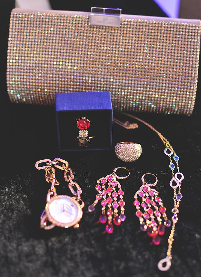 Swarovski | #StyleYourWayToParis | www.akanksharedhu.com | festive accessories