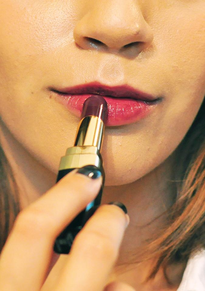 COLLECTION ÉTATS POÉTIQUES | Chanel | www.akanksharedhu.com | only lips