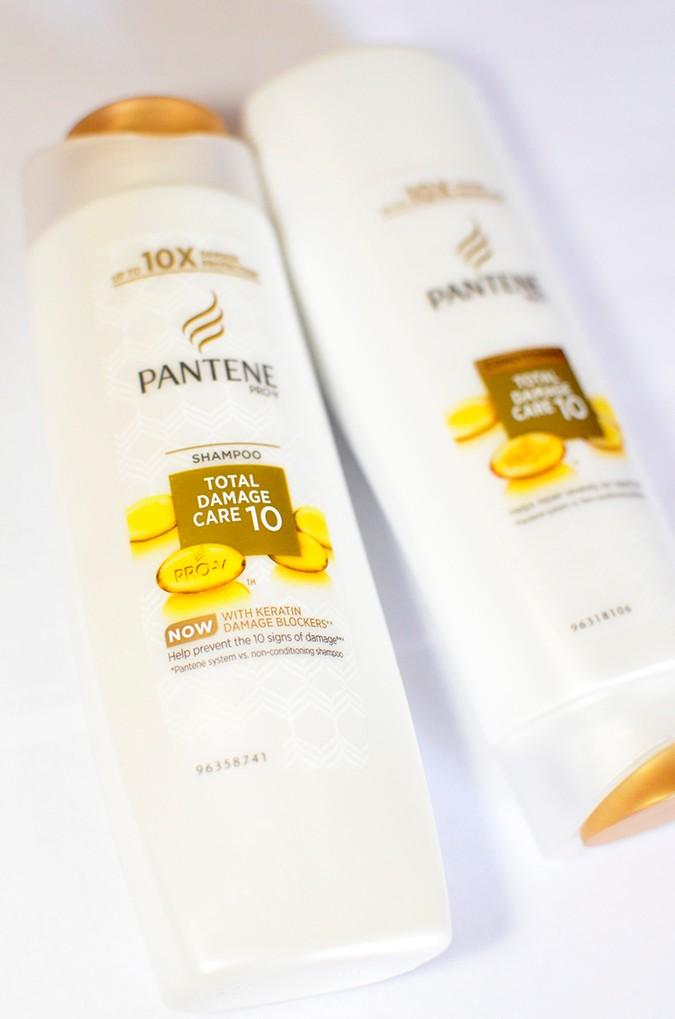 #ProofNotPromises   Pantene   www.akanksharedhu.com   shampoo & condi on table