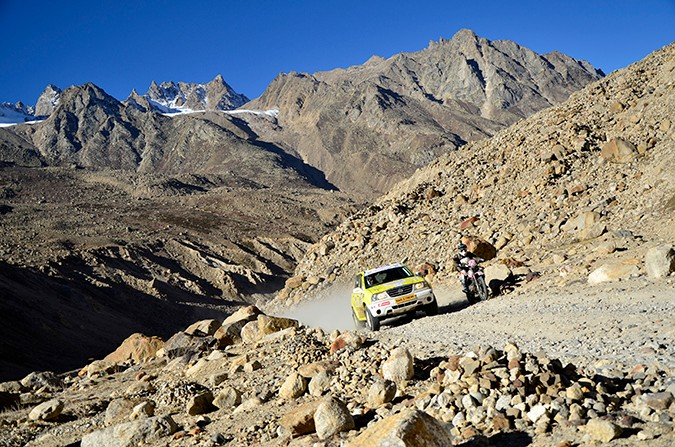Raid de Himalaya | www.akanksharedhu.com | chota dhara1