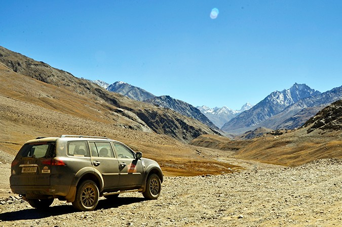 Raid de Himalaya | www.akanksharedhu.com | leaving chadartaal