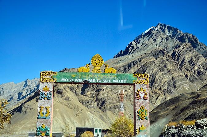 Raid de Himalaya | www.akanksharedhu.com | on the way to kaza
