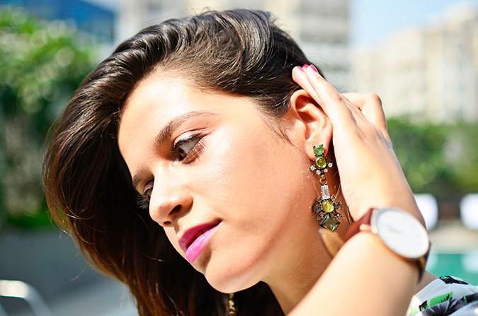 Hibiscus Pair | #akanksharedhu | earrings