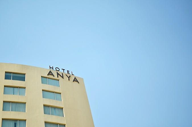Weekend Getaway | Anya Gurgaon | www.akanksharedhu.com | hotel exterior