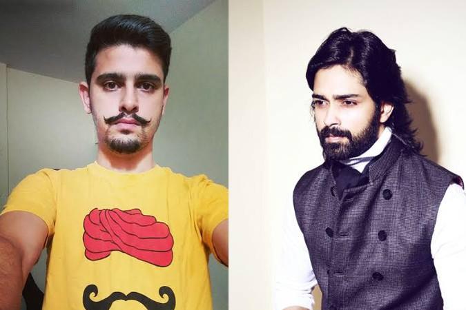Of Movember & Bowties | Akanksha Redhu | Aditya Sambyal & Amit Ranjan