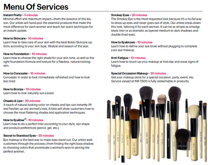 Perfect Skin Makeup Lesson | Bobbi Brown | www.akanksharedhu.com | variety of lessons
