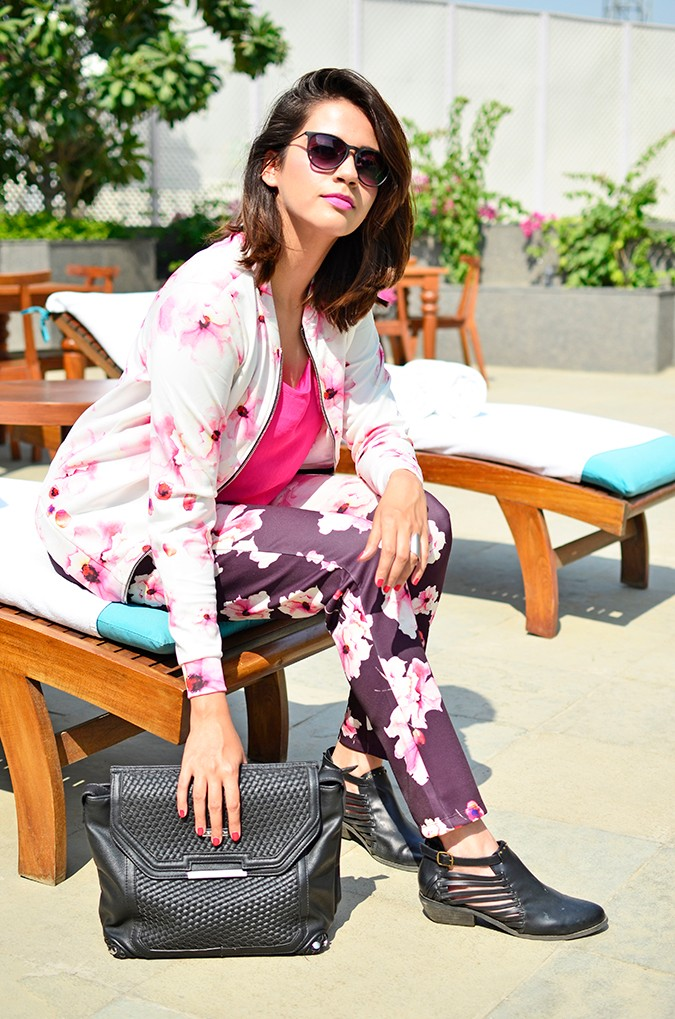 Sunny Winter Florals | Akanksha Redhu | sitting down