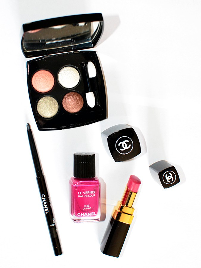 Collection Rêverie Parisienne | Chanel | Akanksha Redhu | makeup tall