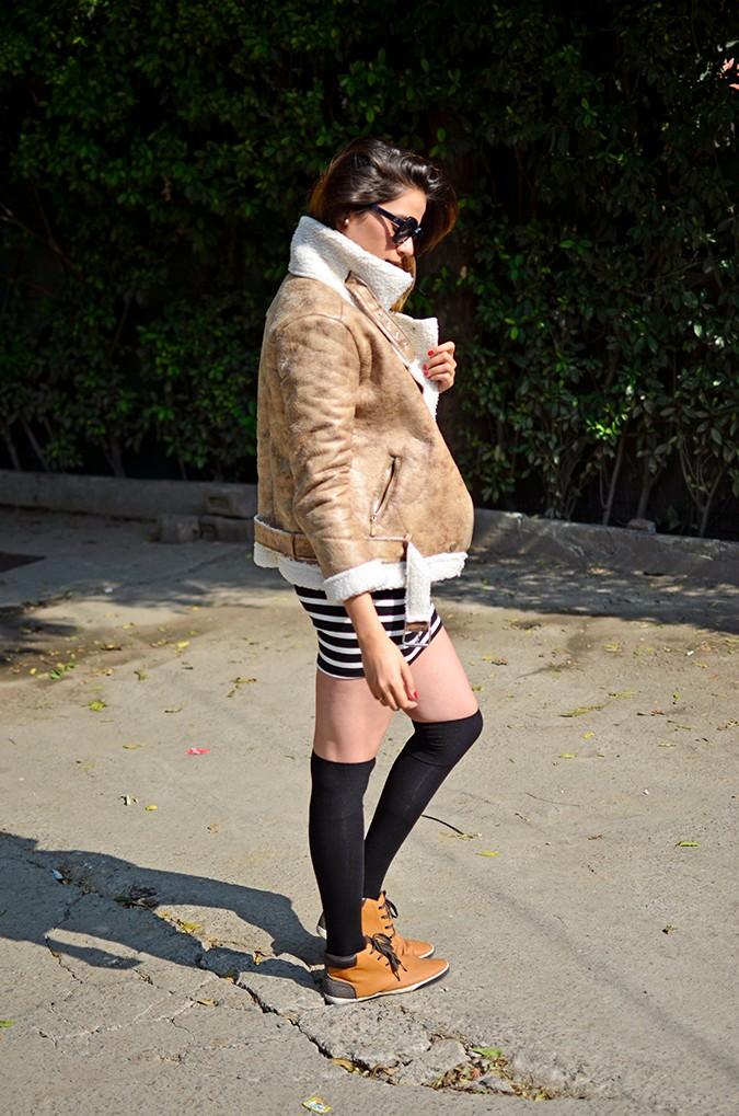Stripes | Akanksha Redhu | full side most jacket