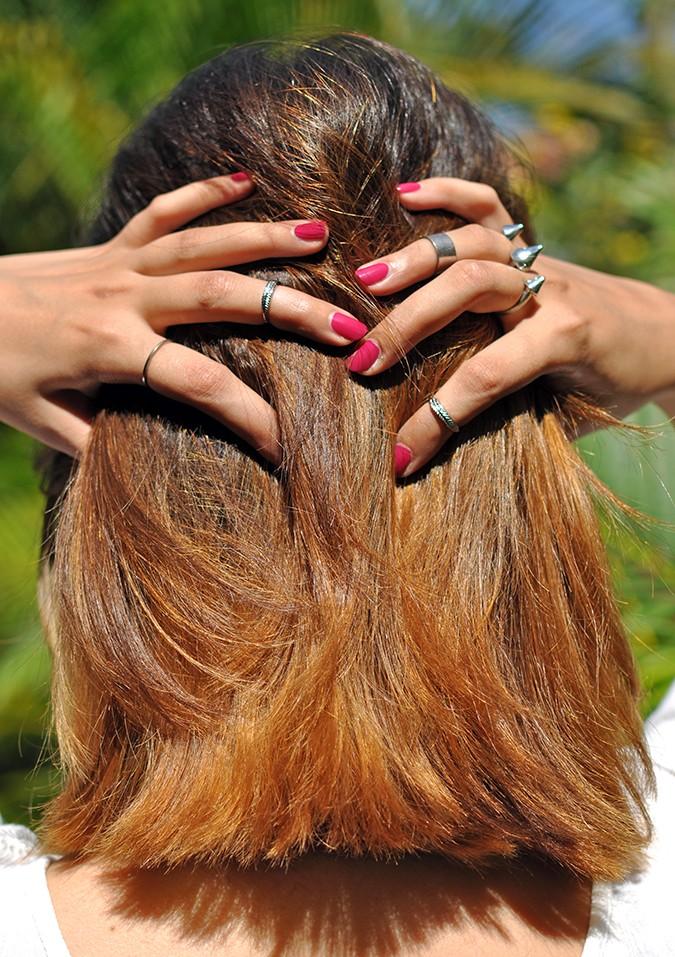 Feel Good Hair | Pantene | Akanksha Redhu | fingers in hair long