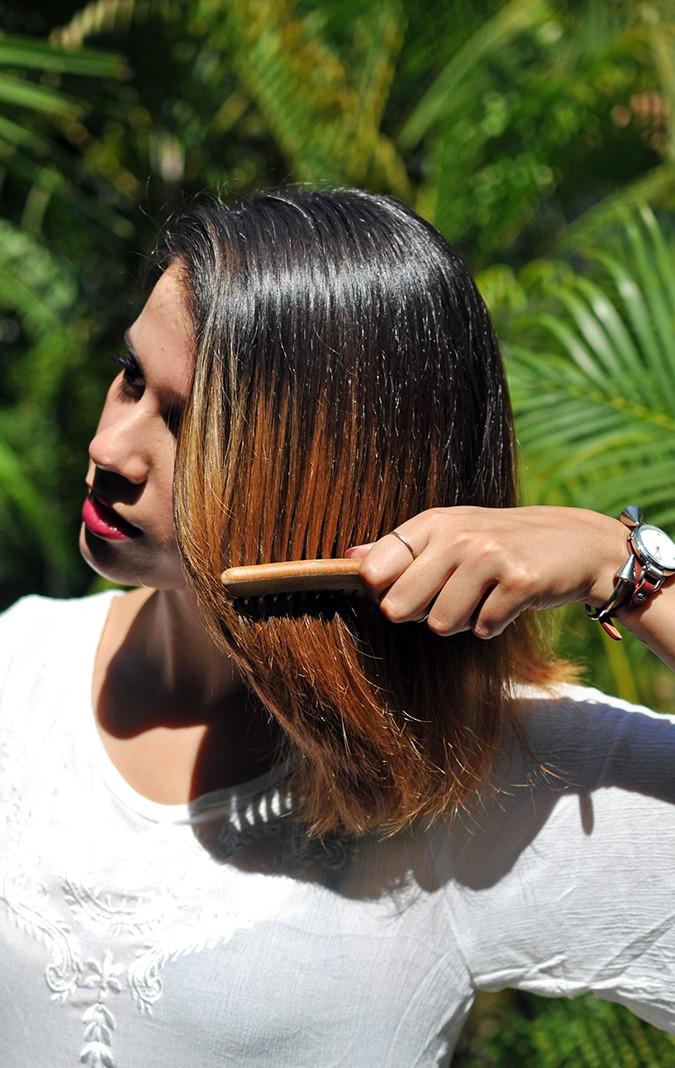 Feel Good Hair | Pantene | Akanksha Redhu | comb in hair side