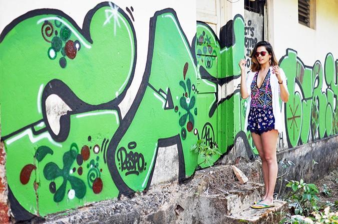 Chapora | Goa | Akanksha Redhu | wide with graffiti