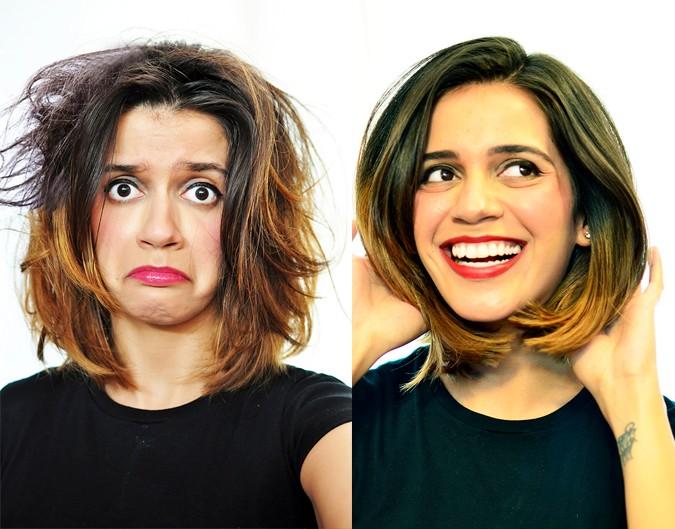 Feel Good Hair | Pantene | Akanksha Redhu | frown to smile