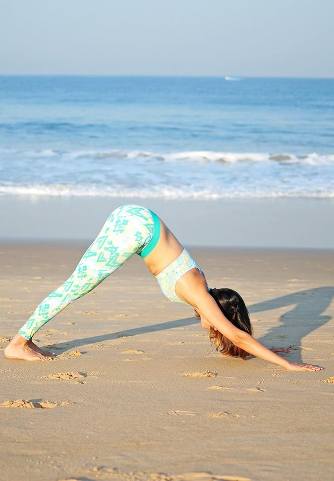 Yoga | Adho Mukha Svanasana - Downward Facing Dog