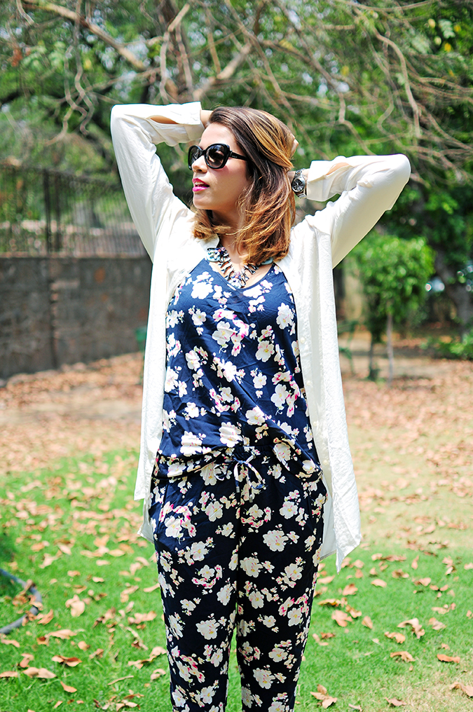 Summer Escape | Akanksha Redhu | half front arms up
