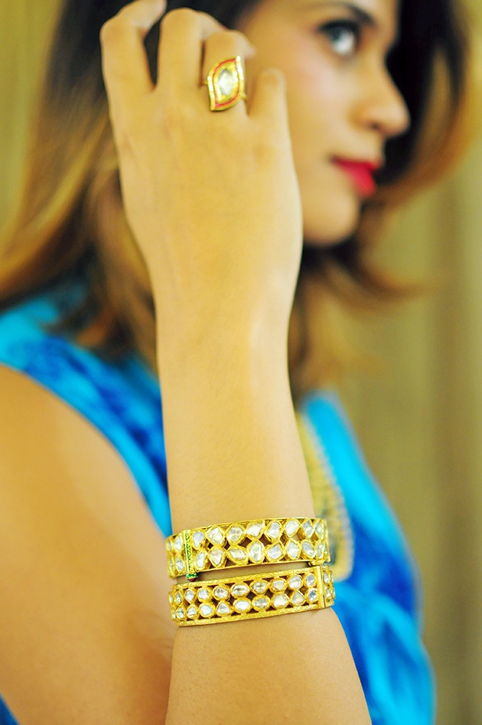 Marwari Weddings | Tanishq | Akanksha Redhu | wearing focus on bangles