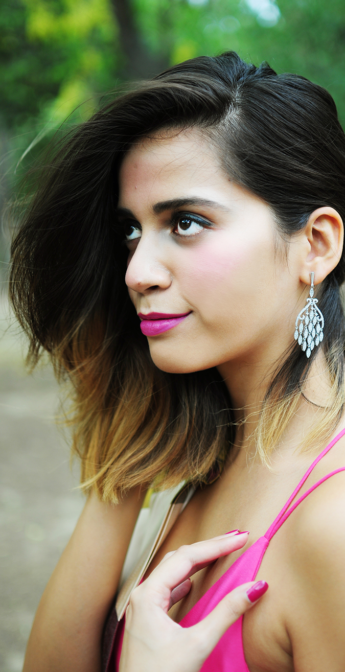 { How to Wear } - Everyday Glam | Akanksha Redhu | half side face earring