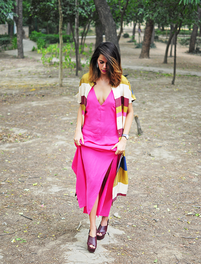 { How to Wear } - Everyday Glam | Akanksha Redhu | full front walk