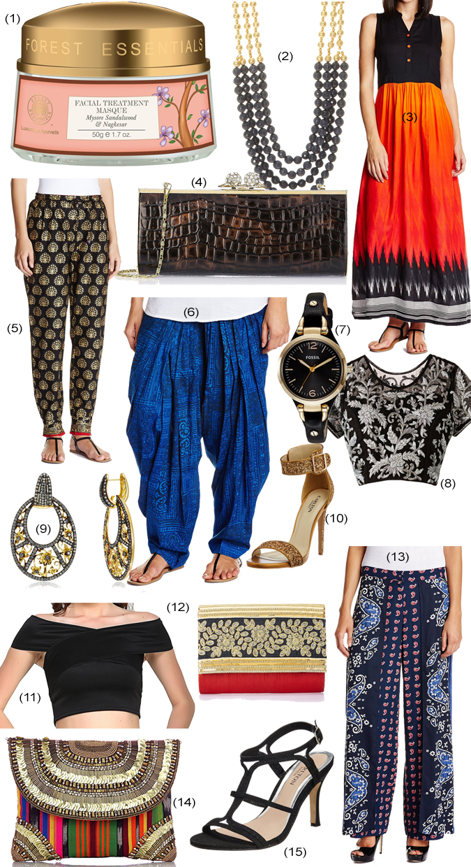{ Style Guide } - Season Staples   Amazon   Akanksha Redhu   boho glam