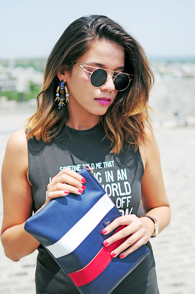 My Unicorn | Akanksha Redhu | half front clutch in front