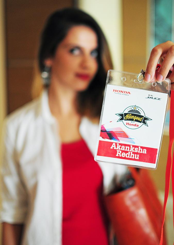 #AllNewJazz | Honda | Akanksha Redhu | focus on tag