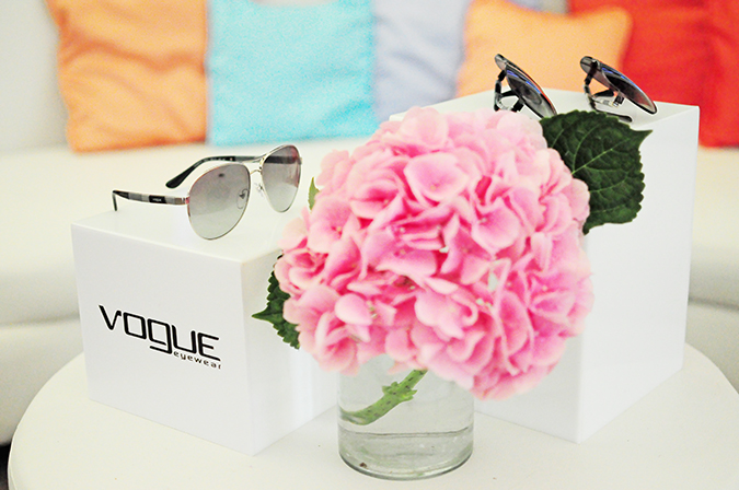 Vogue Eyewear with Deepika Padukone | Akanksha Redhu | glasses with flowers