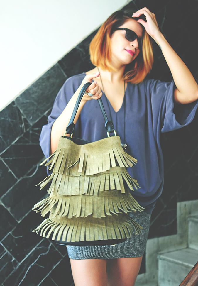 Burberry Bucket Bag   Akanksha Redhu   #ootd   bag twirl