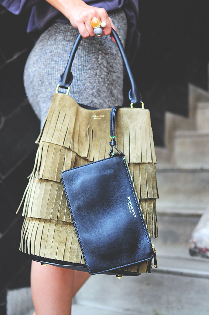 Burberry Bucket Bag | Akanksha Redhu | #ootd | butt and bag
