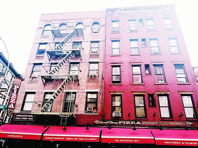 New York City | #RedhuxNYC | lombardis pizza